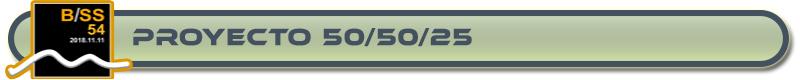 PROYECTO 50/50/25