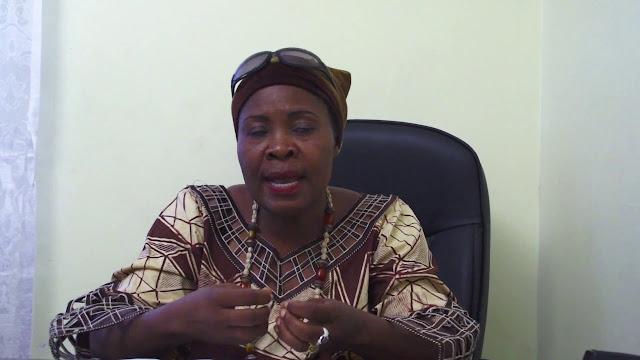 MAMA NAMAINGO 'AWAFUNDA' AKINAMAMA WA GREEN VOICES KILIMOBIASHARA NA UJASIRIAMALI