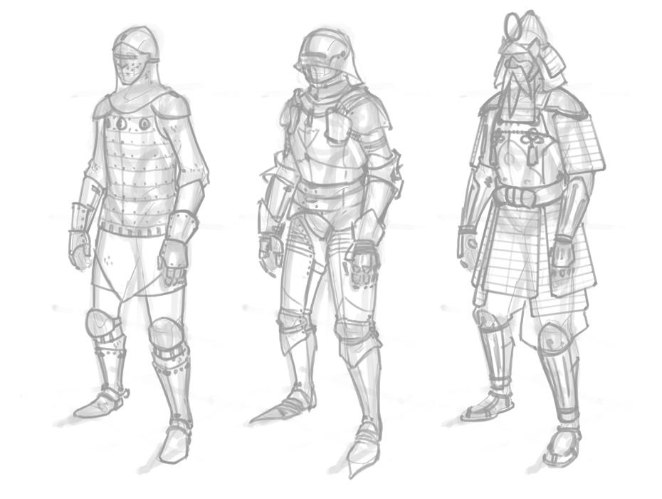CHROMIUM ASH: armor study