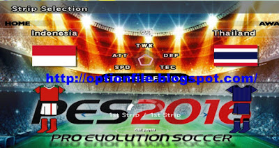 Update Option File PES 6 Piala AFF Suzuki Cup terbaru 2016