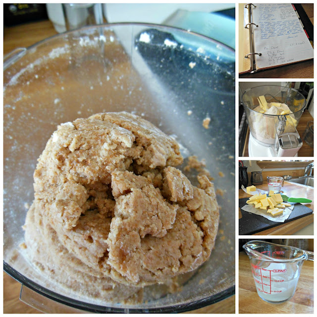 Whole Wheat Pie Crust, easy as pie!