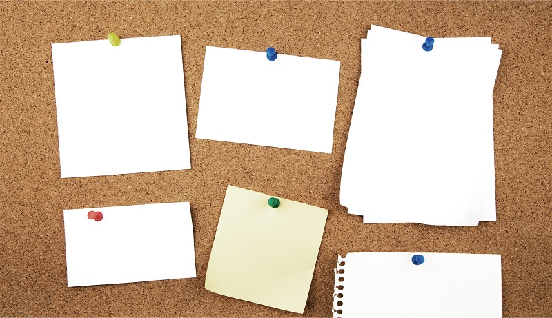 Different Benefits of Pinboards For Your Business