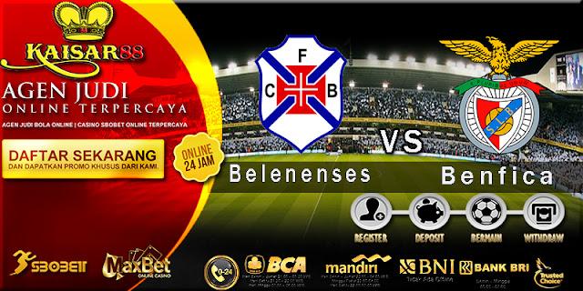 Prediksi Bola Jitu Belenenses vs Benfica 30 Januari 2018