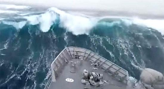 Vagalhão - Grande onda