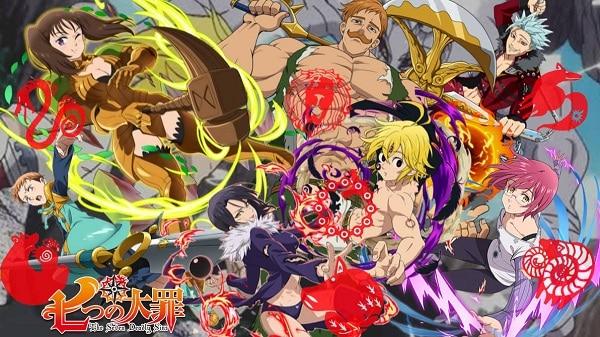 anime phiêu lưu