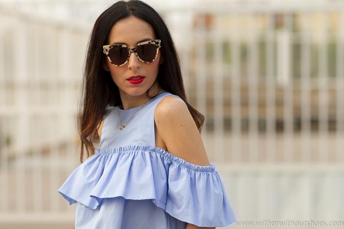 Blogger Influencer española de moda Valencia