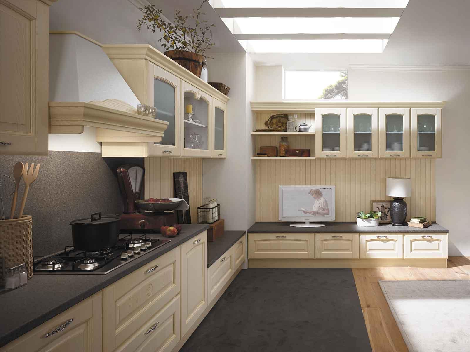 Dapur dan Ruang Tamu dalam Satu Ruangan: 3 jenis | Parket ...