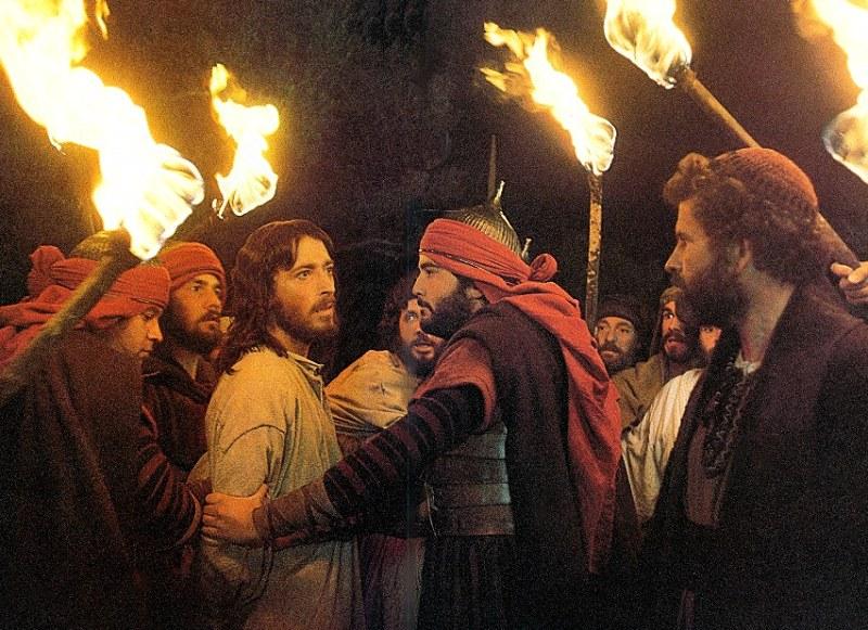 Jesus traído
