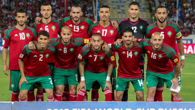 نجم المغرب يغيب عن موقعة البرتغال القادمة