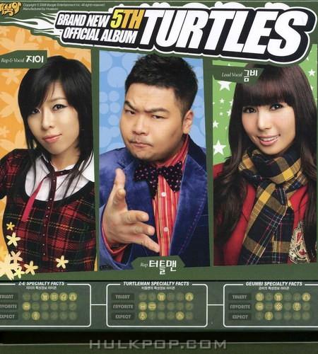 TURTLES – 오방간다 (FLAC)