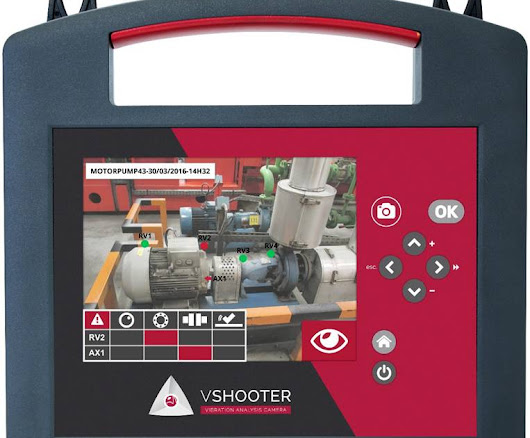 The Vibration Analysis Camera – The VShooter