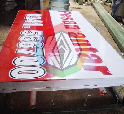 Jasa Pembuatan Neonbox Berkualitas di Malang