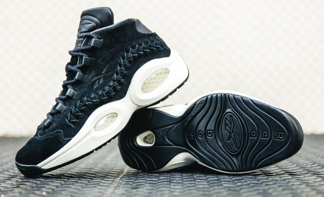 cb2982c2e66 Hall of Fame is the next brand to collaborate with Reebok to help celebrate  the Year of the Question available now HERE