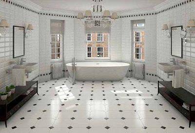 Langkah Mudah Membersihkan Lantai Keramik