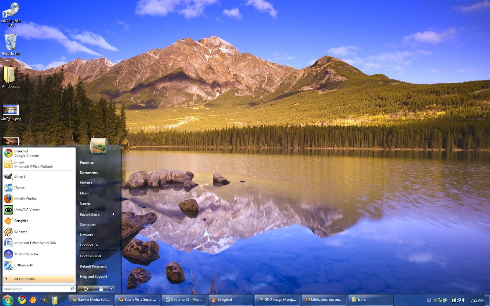 windows 7 desktop themes - Mobile wallpapers