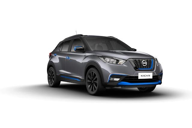 Nissan Kicks Rythmn