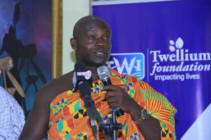 Otumfuo endorses Verna Changing Lives