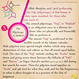 rukun islam haji