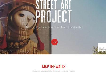 Melalui Street Art Project, Google Tampilkan 5000 Karya Dari Seluruh Dunia