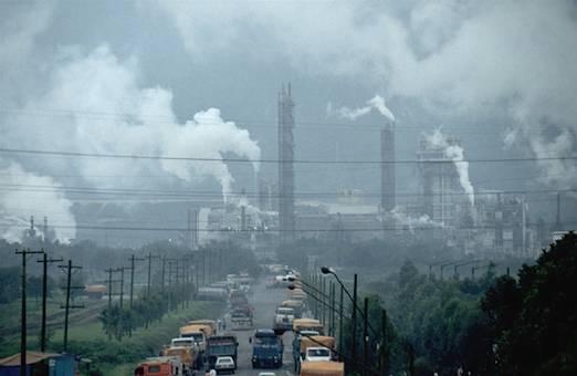 Herihasbullah Polusi Udara Udara Yang Tidak Sehat Sungguh Kronis