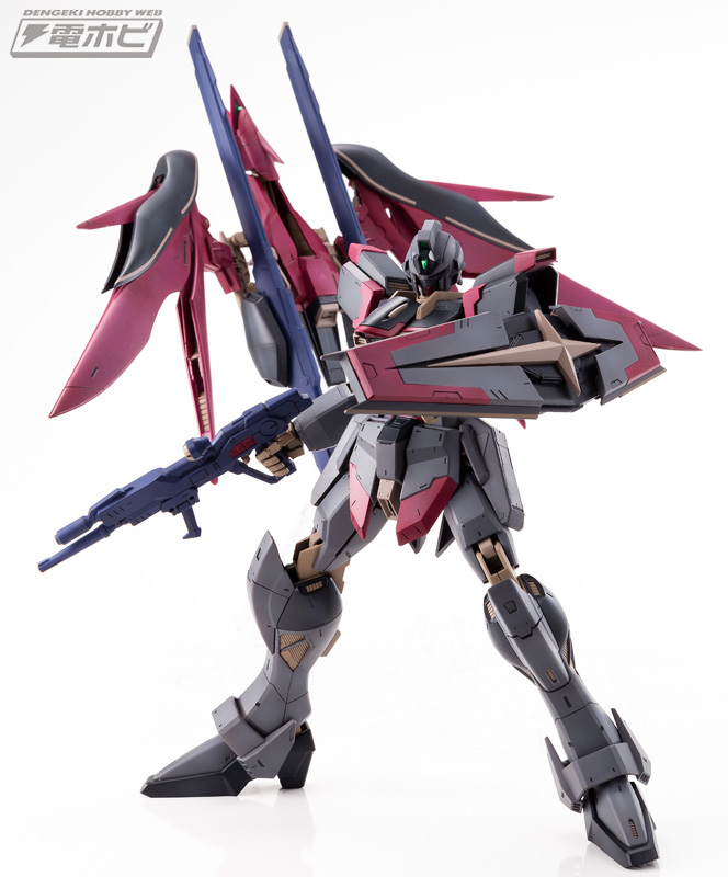 Custom Build: MG 1/100 DI Adaga Odin via Dengeki Hobby