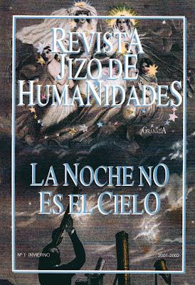 Poesía en el primer número de Jizo Ediciones, Ancile
