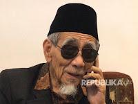 Pesan Mbah Mun untuk Jamaah Haji Indonesia