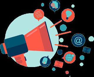 تسويق الألكتروني, مواقع التواصل الإجتماعي, Marketing,