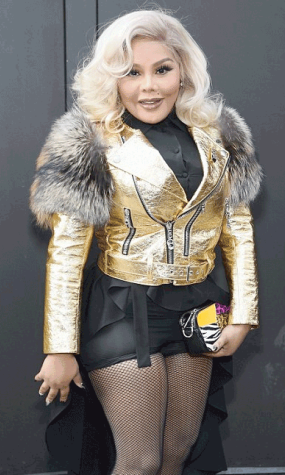 Lil Kim! Is this you?