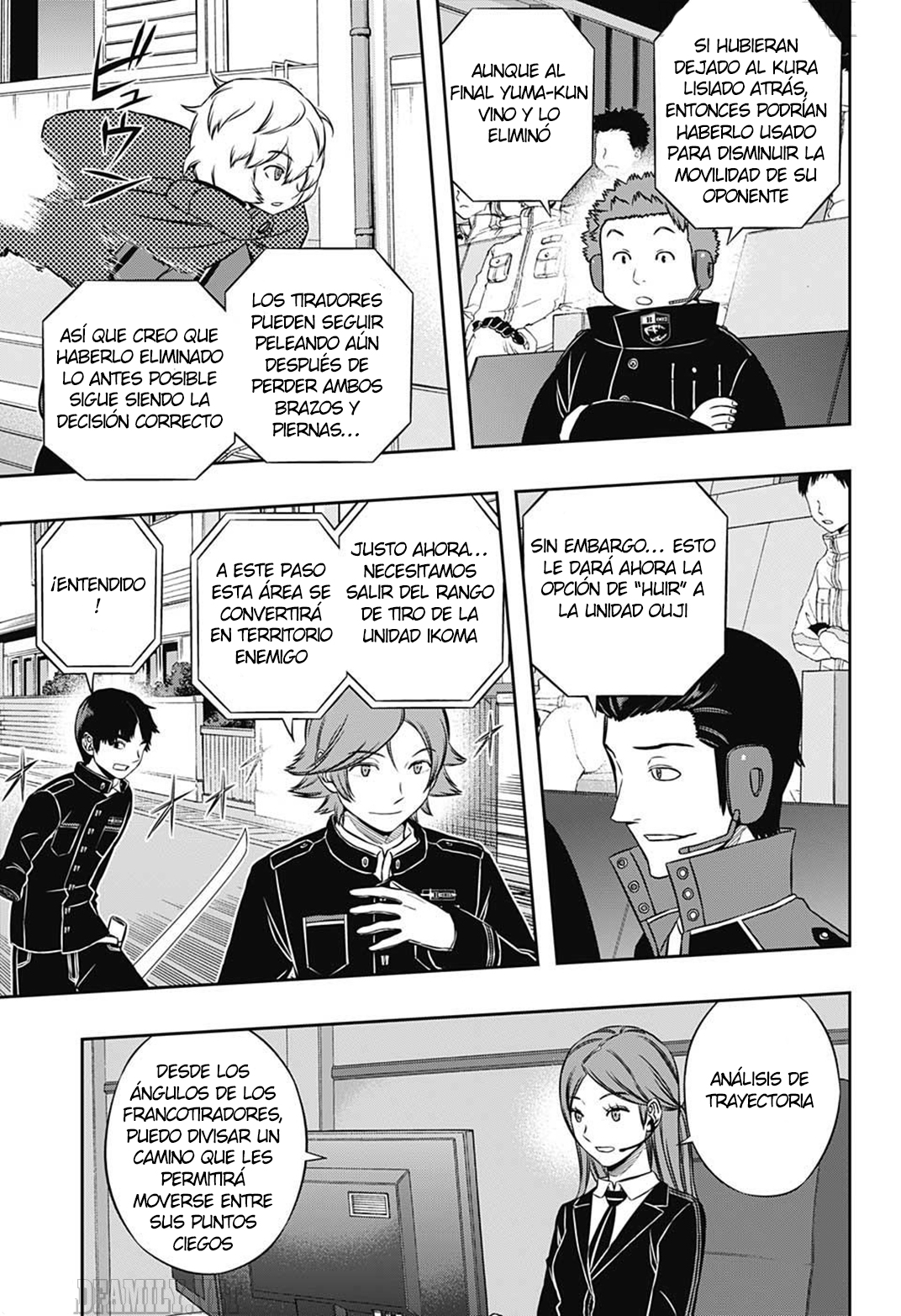 World Trigger: Chapter 154 - Page 13
