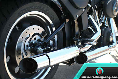 How to Take Care of the Motorcycle Exhaust Original