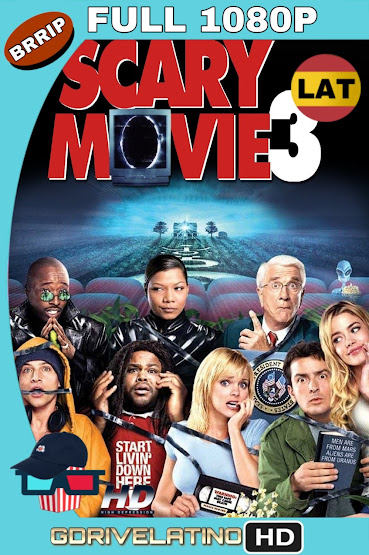 Scary Movie 3 (2003) UNRATED BRRip 1080p Latino-Ingles MKV