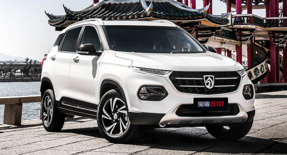 Gm 39 s latest small suv costs just under 8 000 in china for General motors suv models