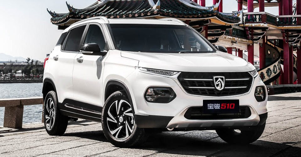 GM's Latest Small SUV Costs Just Under $8,000... In China