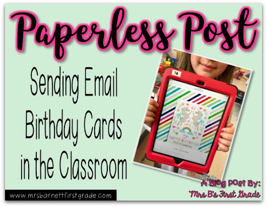 Sending Birthday Cards with Paperless Post