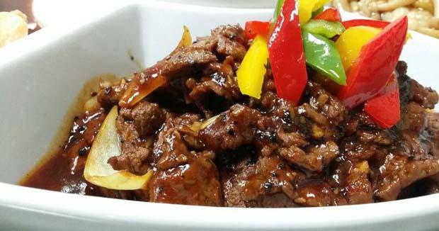Resep Daging Sapi Lada Hitam Gurih & Enak