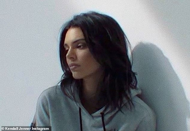 Kendall Jenner confesses she thinks about shaving her hair off