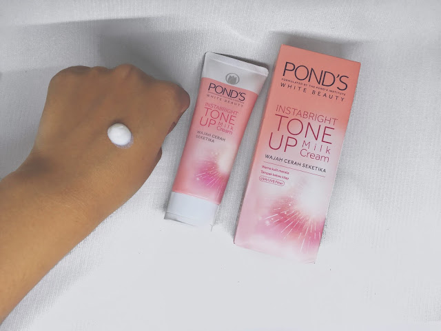 REVIEW KULIT CERAH DENGAN POND'S INSTABRIGHT TONE UP ...