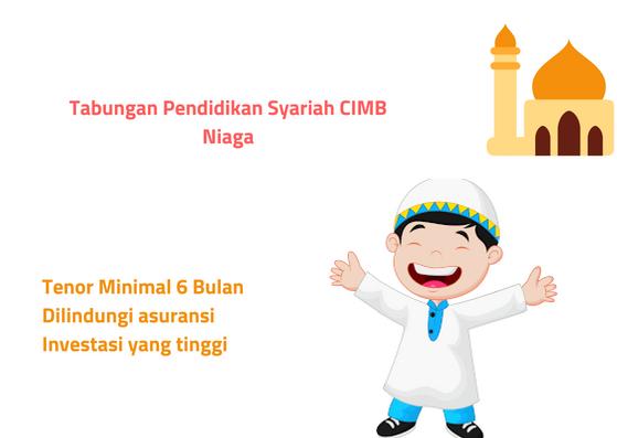 Gambar 1 Ilustrasi Mengenal Tabungan Pendidikan CIMB Niaga Syariah
