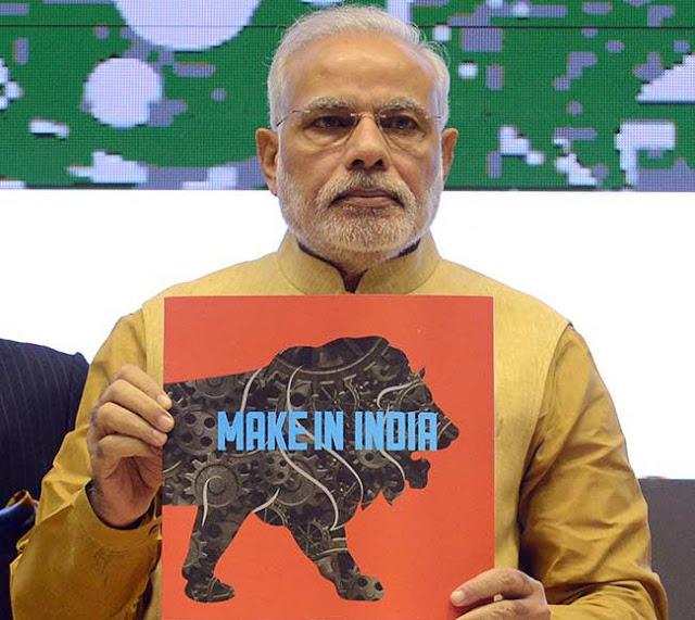 narendra modi make in india