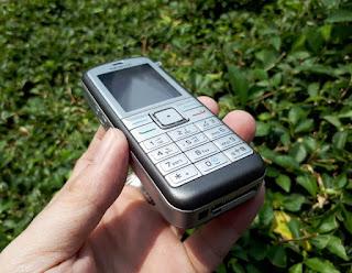 Hape Jadul Nokia 6070 Baru Sisa Stok Nokia Indonesia Fullset Original