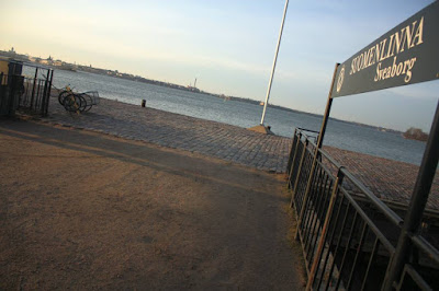 Pier of Suomenlinna