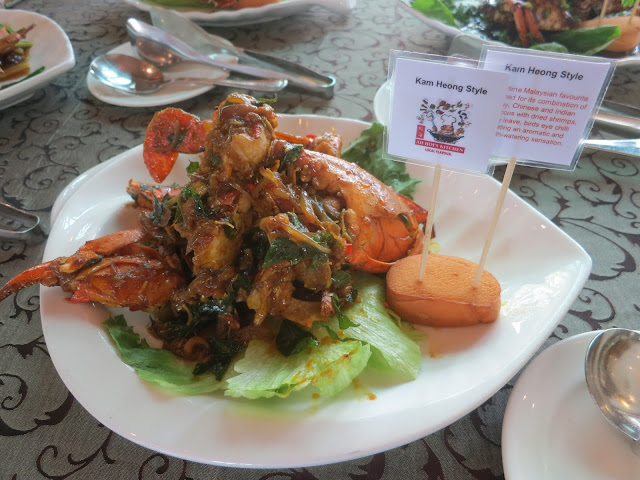Kam Heong-Style Crab