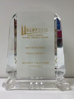 KLIFF 2015 AIA Public Takaful