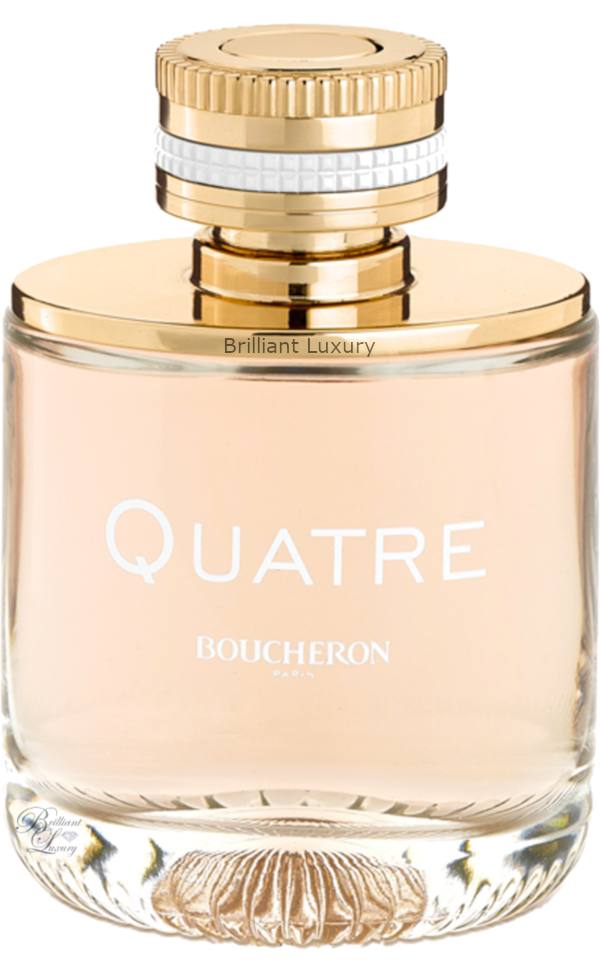 Brilliant Luxury♦Boucheron Paris Quatre for woman fragrance