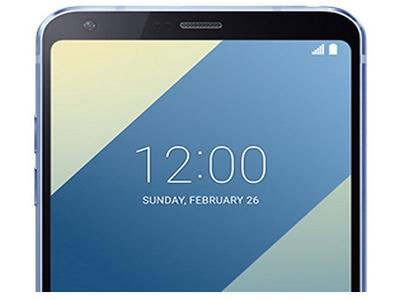 LG G6 plus 規格