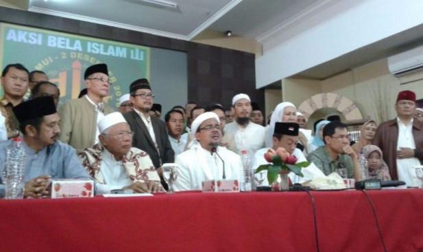 Jika Pemerintah Tak Mau Dialog, Akan Ada Aksi Bela Islam Sampai 1000