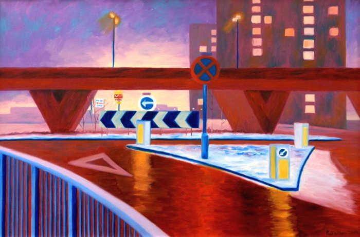 Талантливый британский художник