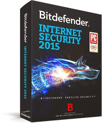 Download BitDefender Internet Security 2015 + Serial