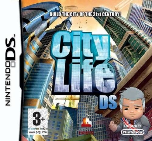 Descargar City Life DS nds español mediafire y mega